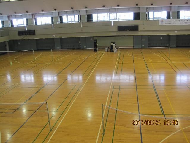 センター 深川 スポーツ